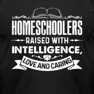 HOMESCHOOLERS SHIRT - Men's T-Shirt by American Apparel