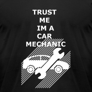 car mechanic - Men's T-Shirt by American Apparel