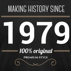 Making History since 1979 - Men's T-Shirt by American Apparel
