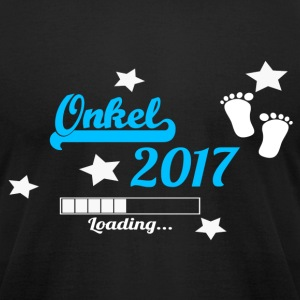 Onkel 2017 - Men's T-Shirt by American Apparel