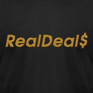 Realdeals - Men's T-Shirt by American Apparel
