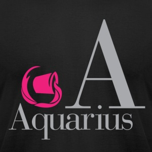 Aquarius by MujerAlchimista.Life - Men's T-Shirt by American Apparel