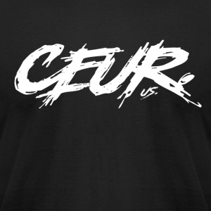 Ceur. Us. - Men's T-Shirt by American Apparel