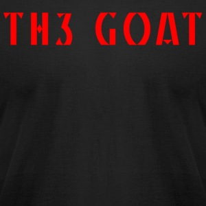 GREEK GOAT - Men's T-Shirt by American Apparel