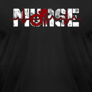 Murse Male Nurse Shirt - Men's T-Shirt by American Apparel