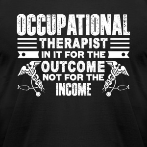 Occupational Therapist Tee Shirt - Men's T-Shirt by American Apparel