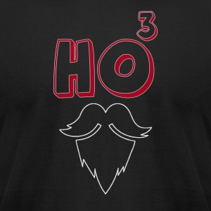 HO³ - Men's T-Shirt by American Apparel