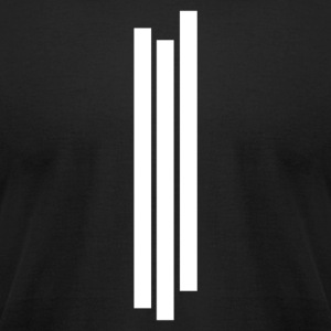HELiX Design - Men's T-Shirt by American Apparel