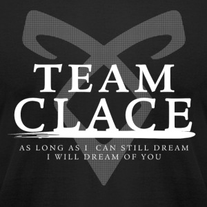 Shadowhunters - Team Clace - Men's T-Shirt by American Apparel