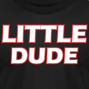 Awesome Little Dude - Men's T-Shirt by American Apparel