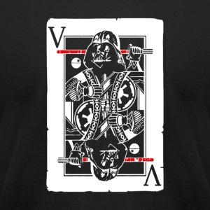 Vale Darth Vader - Men's T-Shirt by American Apparel