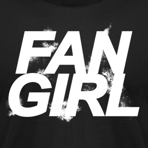 Teen Wolf - Fangirl - Men's T-Shirt by American Apparel