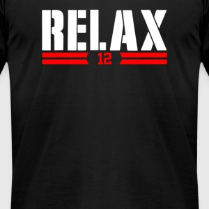 Relax 12 - Men's T-Shirt by American Apparel