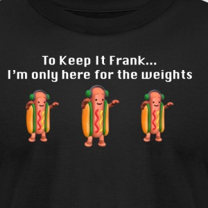 Keep it Frank - Men's T-Shirt by American Apparel