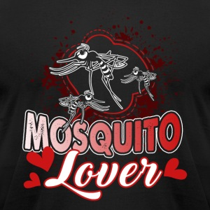 MOSQUITO LOVER SHIRT - Men's T-Shirt by American Apparel