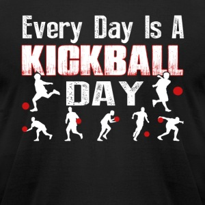 KICKBALL DAY SHIRT - Men's T-Shirt by American Apparel