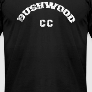 BUSHWOOD COUNTRY CLUB - Men's T-Shirt by American Apparel