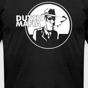Dutch Mafia - Men's T-Shirt by American Apparel
