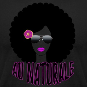 The Natural Woman - Men's T-Shirt by American Apparel