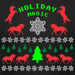 Holiday magic - T-shirt pour hommes American Apparel