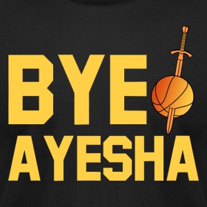 Bye Ayesha - Men's T-Shirt by American Apparel