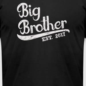 Gift for Big Brother 2017 - Men's T-Shirt by American Apparel