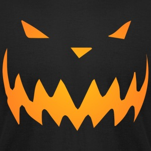 JACK O LANTERN - Men's T-Shirt by American Apparel