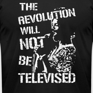 The Revolution - Men's T-Shirt by American Apparel