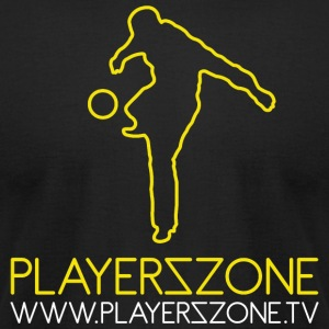 Players Zone - Men's T-Shirt by American Apparel