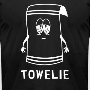 South Park Towelie - Men's T-Shirt by American Apparel
