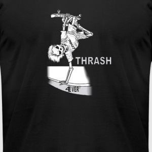 Trash forever - Men's T-Shirt by American Apparel
