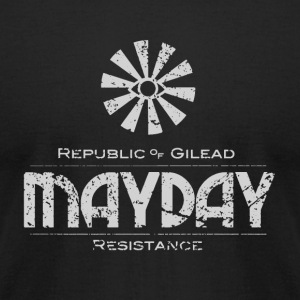 Gilead Resistance - Men's T-Shirt by American Apparel