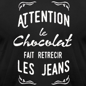 chocolat passion - Men's T-Shirt by American Apparel