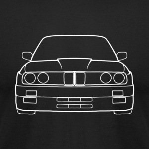 BMW E30 - Men's T-Shirt by American Apparel