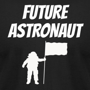 Future Astronaut - Men's T-Shirt by American Apparel
