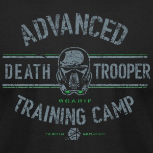 Advanced Death Trooper Training Camp - Men's T-Shirt by American Apparel