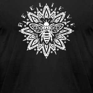 Bee Lieve - Men's T-Shirt by American Apparel