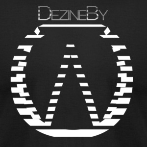 #Dezinebyow - Men's T-Shirt by American Apparel
