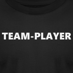 Teamplayer 3 (2172) - Men's T-Shirt by American Apparel