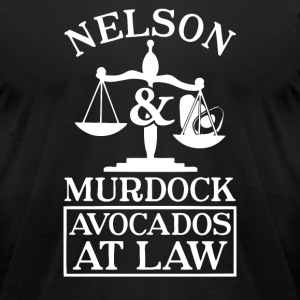 NELSON MURDOCK - Men's T-Shirt by American Apparel