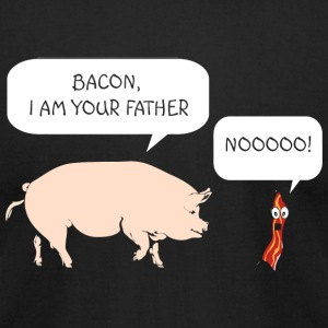 Bacon - Bacon I Am Your Father Star Wars - Men's T-Shirt by American Apparel