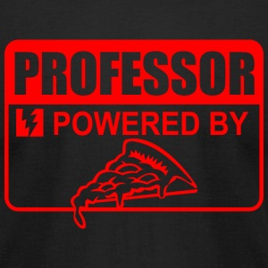 Professor - professor powered by - Men's T-Shirt by American Apparel