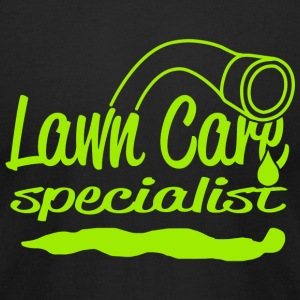 Lawn care - LAWN CARE SPECIALIST - Men's T-Shirt by American Apparel
