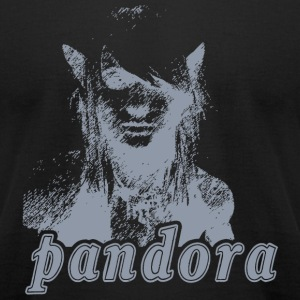 Pandora - Pandora - Men's T-Shirt by American Apparel