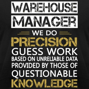 Manager - Warehouse manager - Men's T-Shirt by American Apparel