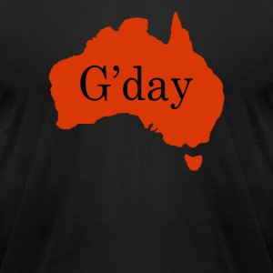 G day - Men's T-Shirt by American Apparel