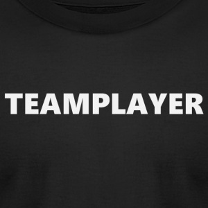 Teamplayer (2170) - Men's T-Shirt by American Apparel