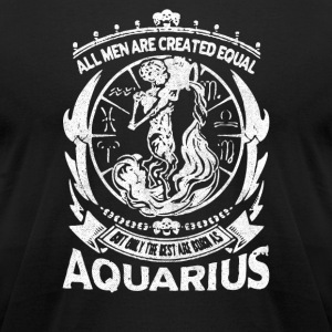 Aquarius Men - Men's T-Shirt by American Apparel