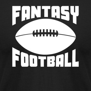 Fantasy Football - Men's T-Shirt by American Apparel