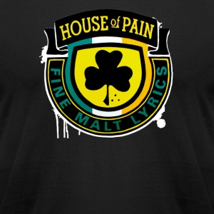 HOUSE OF PAIN T Shirt Funny Men's T-shirt - Men's T-Shirt by American Apparel